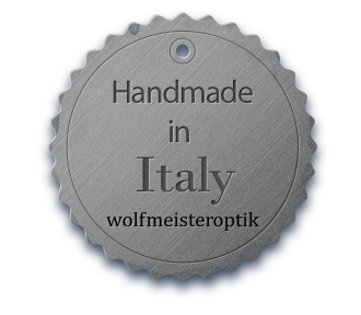 Handmade Eyewear made in Italy