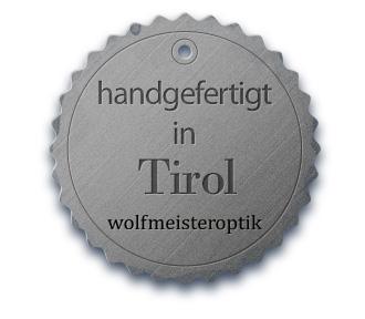 handgefertigt in Tirol